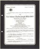 Leo Antone Charles Joseph Bekaert