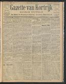 Gazette Van Kortrijk 1910-03-03