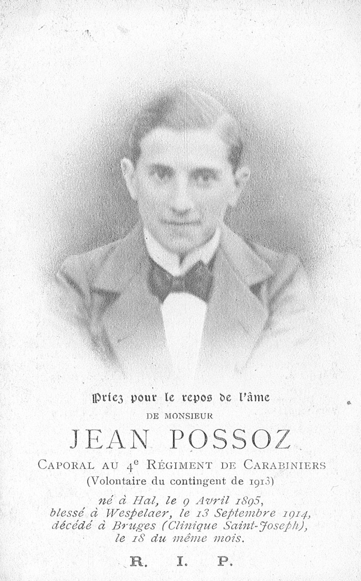 Jean Possoz