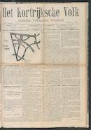 Het Kortrijksche Volk 1907-07-21
