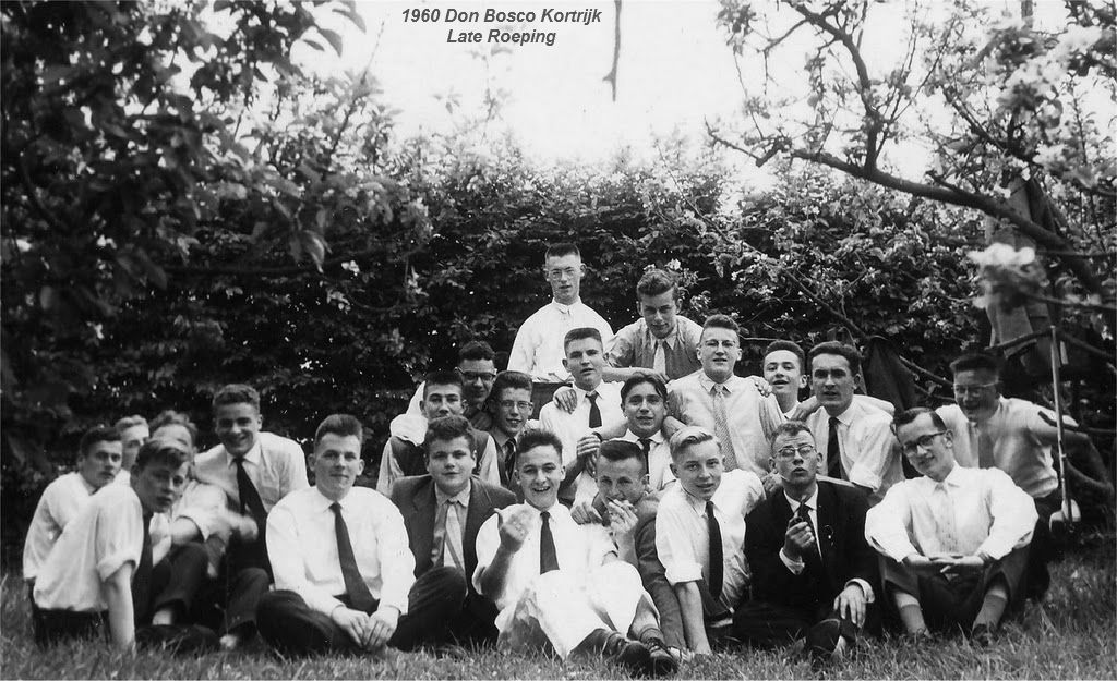 Don Bosco Kortrijk 1946-1963