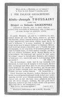 Aloïs-Joseph Toussaint