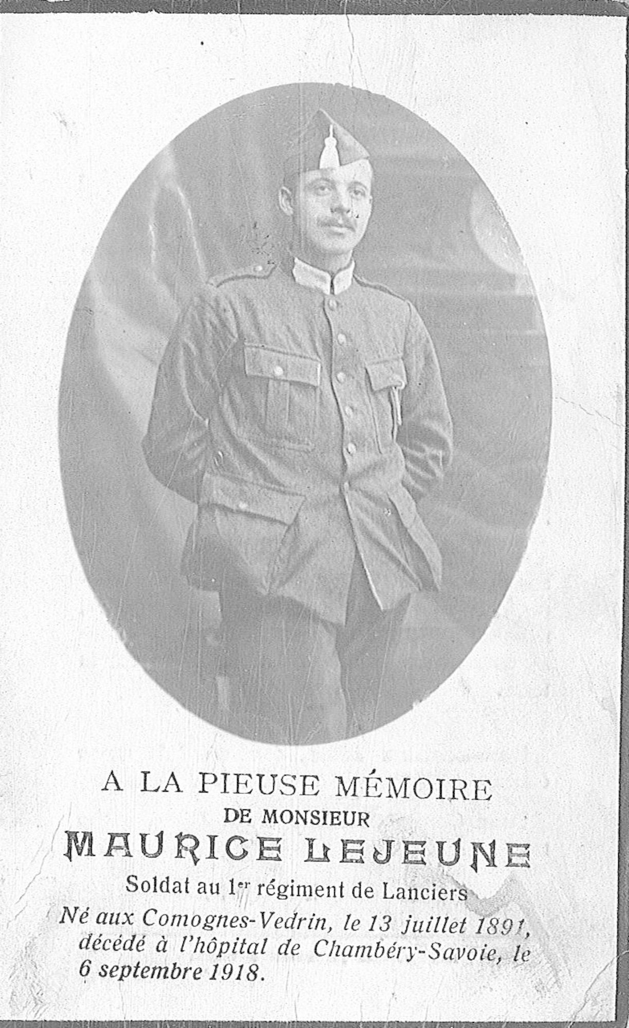 Maurice Lejeune