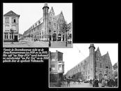 Doorniksestraat ca 1920 en 1935