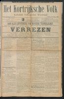 Het Kortrijksche Volk 1914-03-29