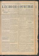 L'echo De Courtrai 1911-05-21