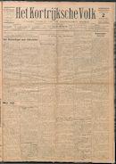 Het Kortrijksche Volk 1930-11-02