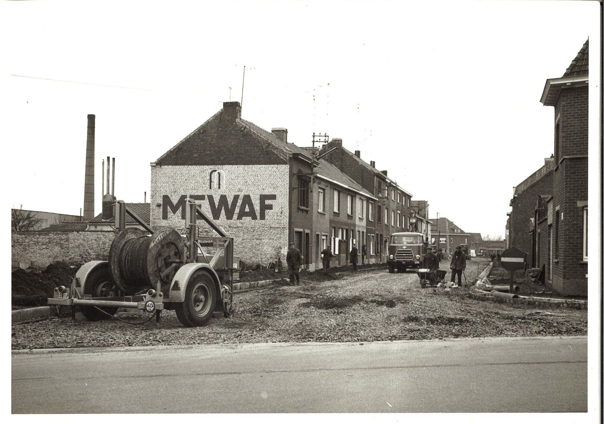 Lijnwaadstraat 1964