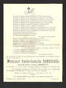 Emile-Camille Dendievel
