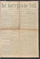 Het Kortrijksche Volk 1907-03-24