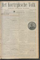 Het Kortrijksche Volk 1912-04-28