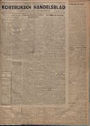 Kortrijksch Handelsblad 17 december 1946 Nr101 p1