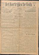 Het Kortrijksche Volk 1927-10-09