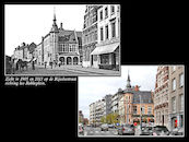Rijselsestraat 1905 en 2013