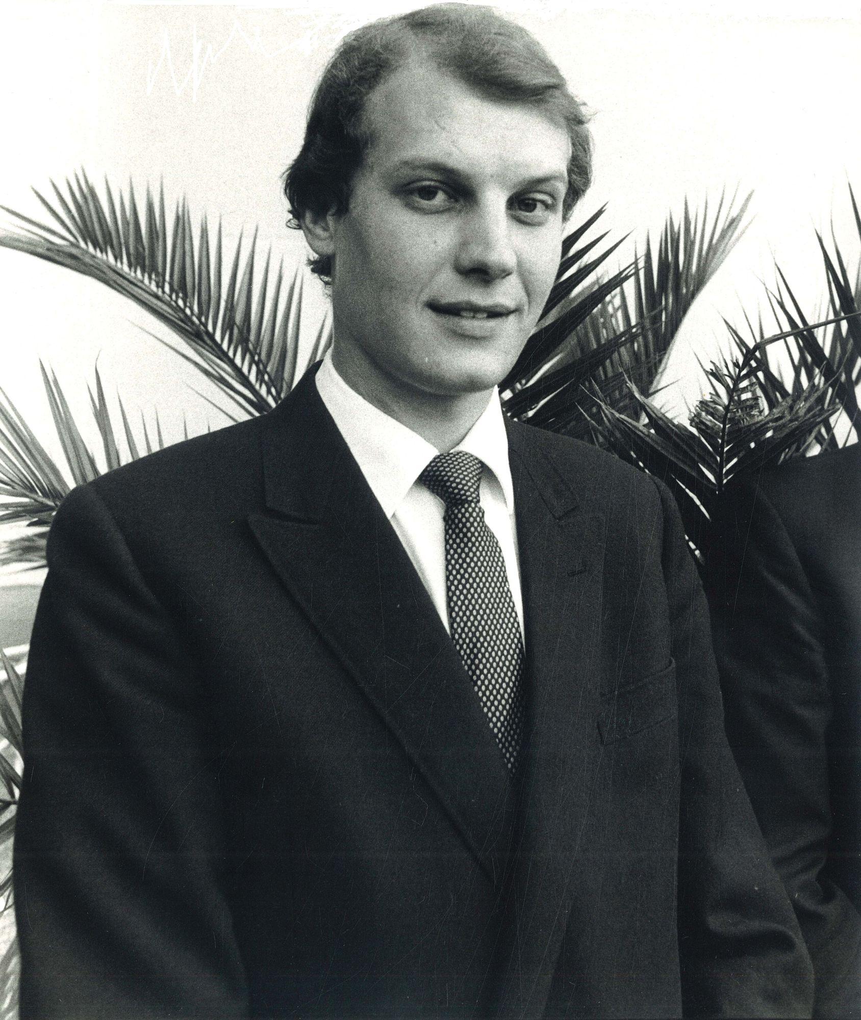 Jo Libeer volgt Hubert Sap op 1984