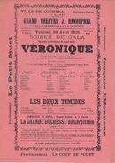 Paasfoor 1905: Théatre J. Renouprez