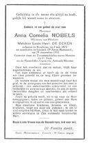Anna-Cornelia Nobels