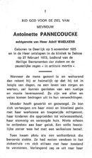 Antoinette Pannecoucke