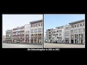 Schouwburgplein anno 2015 en  2017
