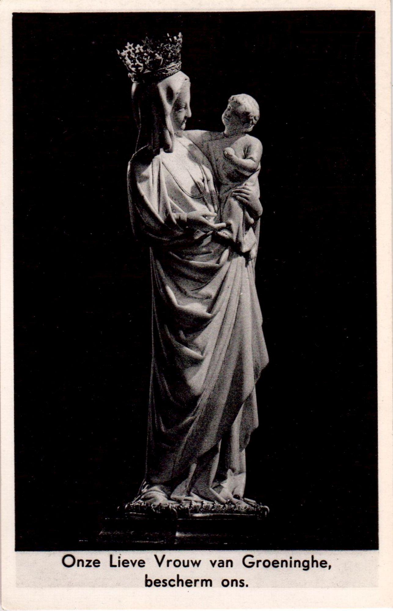 Onze Lieve Vrouw van Groeninghe in de Sint-Michielskerk