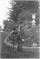 Leo Tanghe, Suisse van Sint Rochuskerk ca 1895