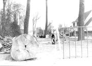Verbreding Van Belleghemdreef anno 1969