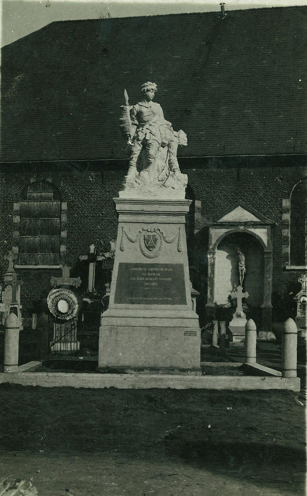 Oorlogsmonument 1914-1918
