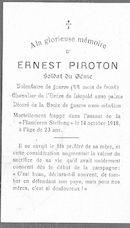 Ernest Piroton