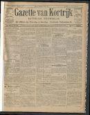Gazette Van Kortrijk 1911-01-01