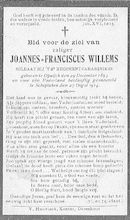 Joannes-Franciscus Willems