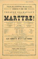 Paasfoor 1900: Théatre Dramatique Louis Plays