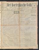 Het Kortrijksche Volk 1924-12-14