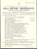 Henri Boeraeve