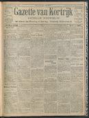 Gazette Van Kortrijk 1909-06-10