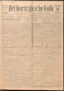 Het Kortrijksche Volk 1930-01-26