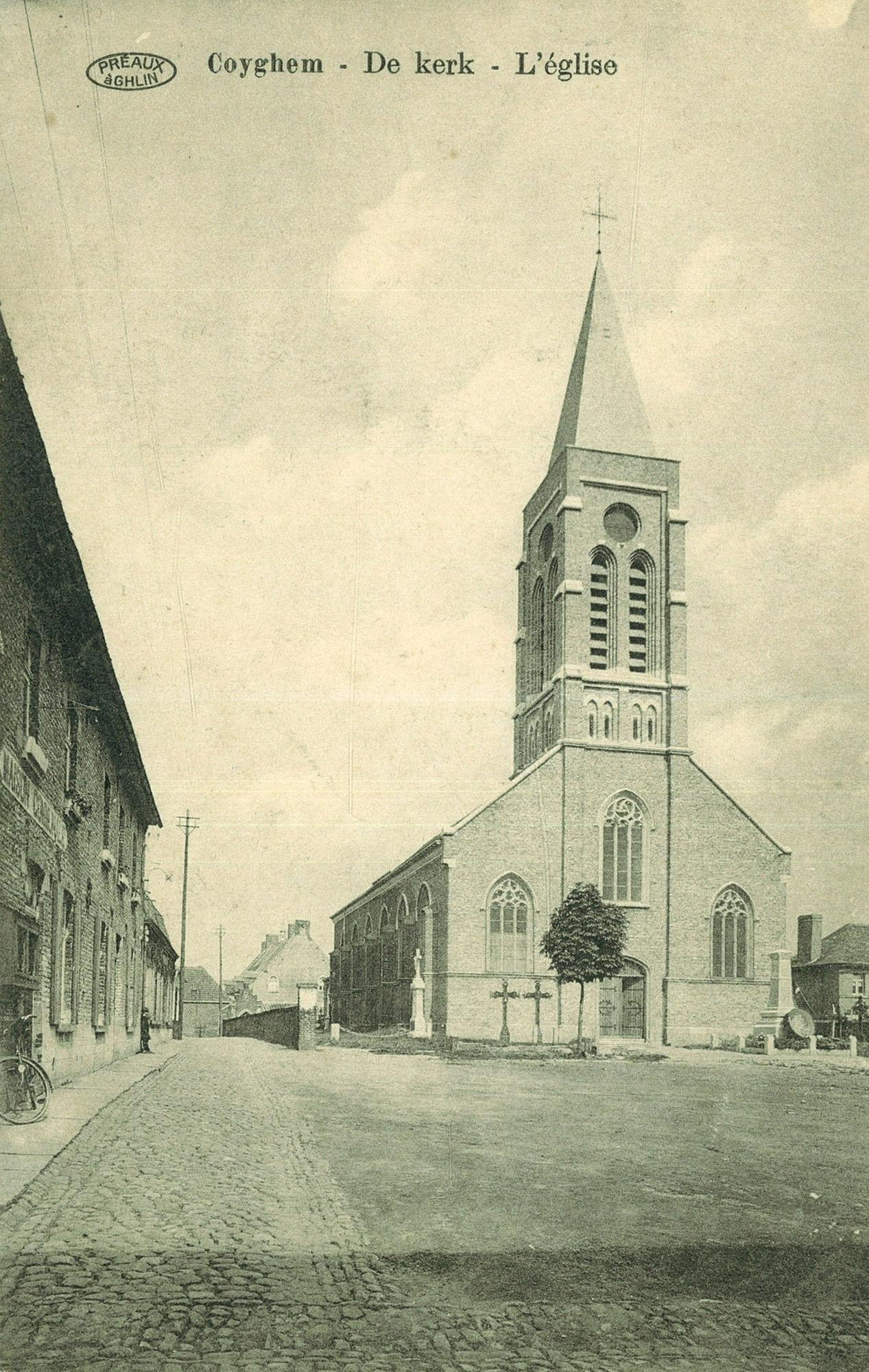 Kooigem kerk
