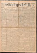 Het Kortrijksche Volk 1930-02-02
