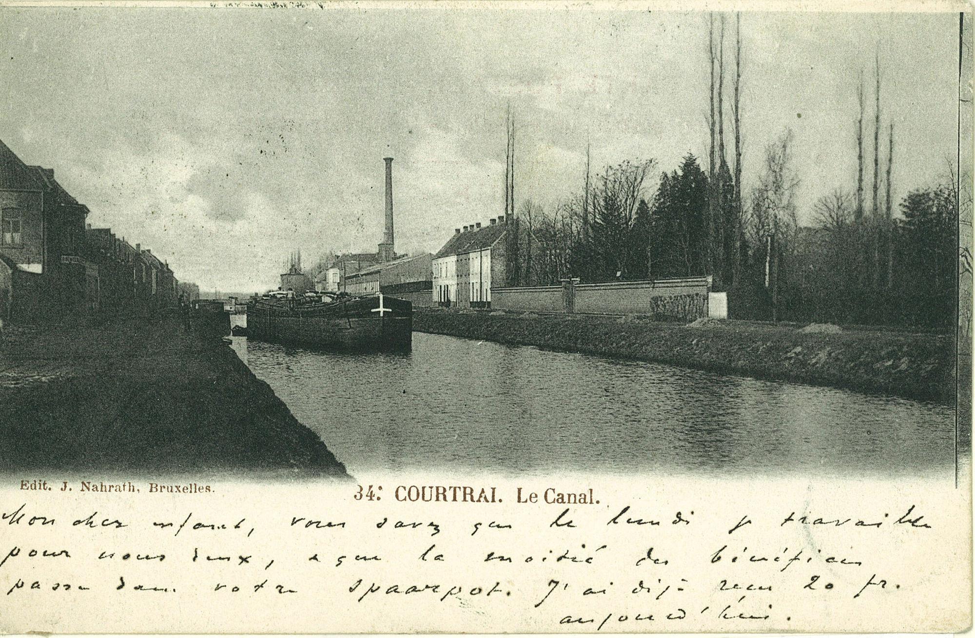 Kanaal Bossuit-Kortrijk