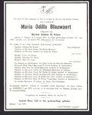 Maria Odilla Blauwaert