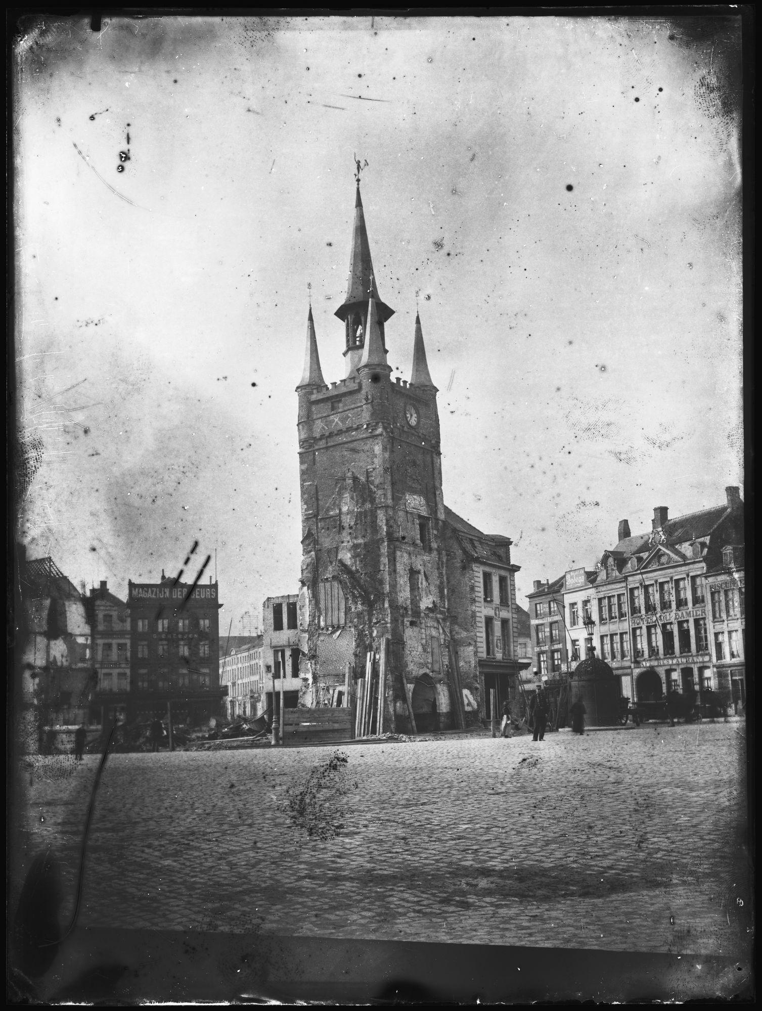 Belfort circa 1899