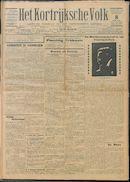 Het Kortrijksche Volk 1928-04-08