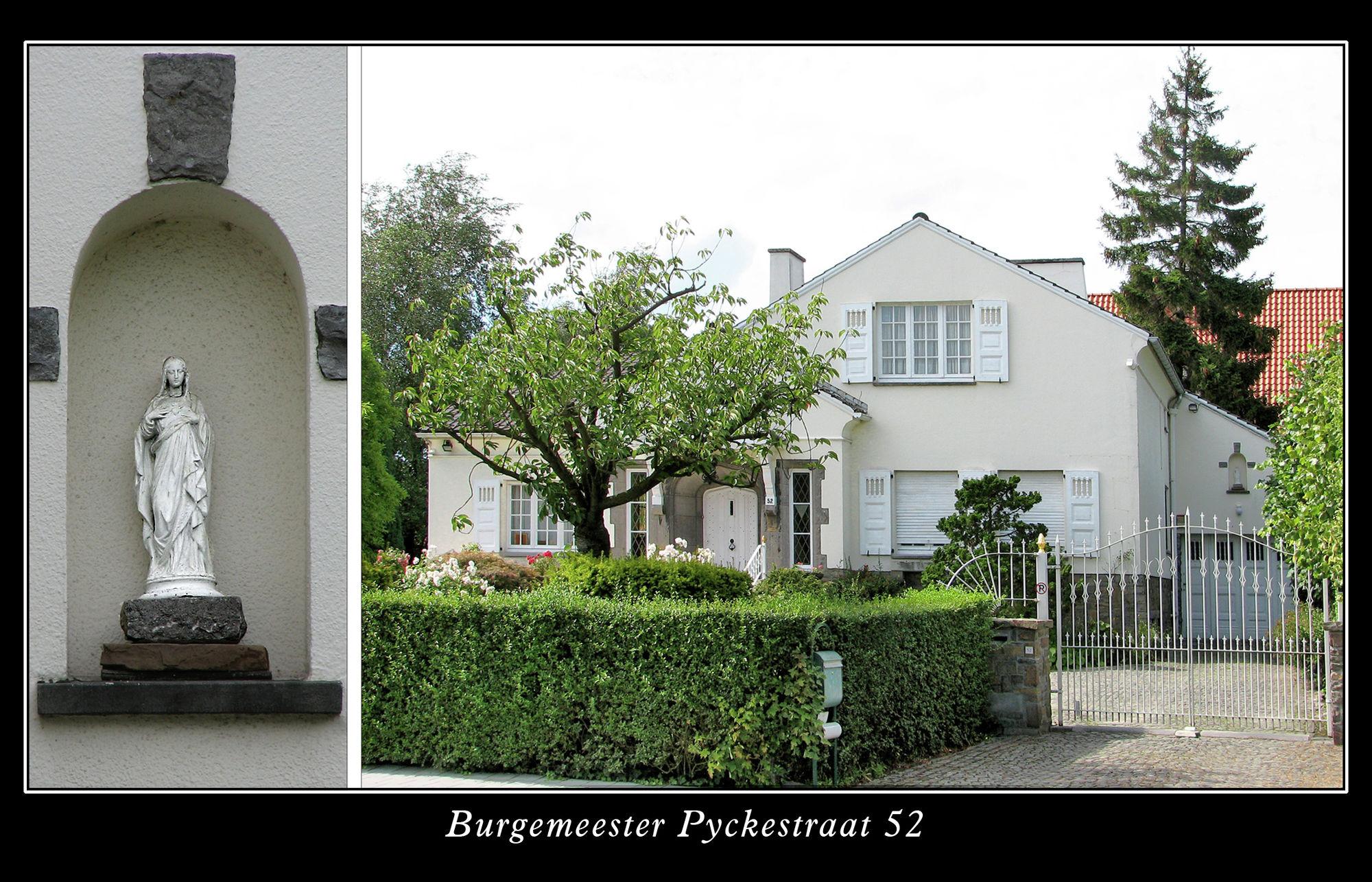 Muurkapel Burgemeester Pyckestraat 52