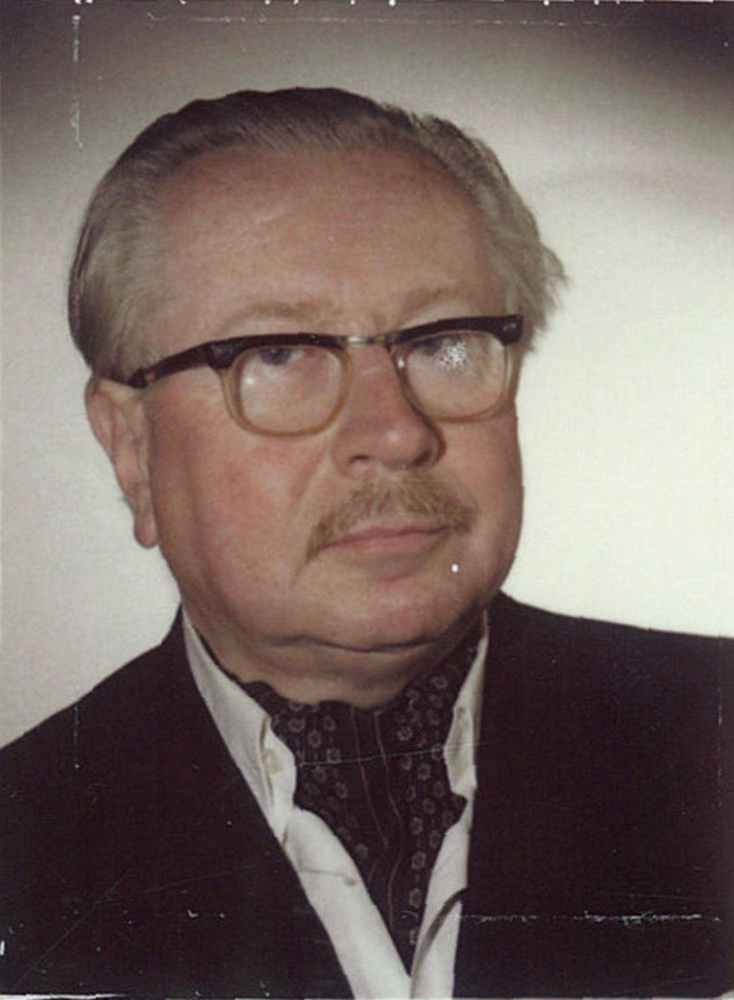Pasfoto van Willy Buyse