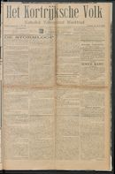 Het Kortrijksche Volk 1914-07-05