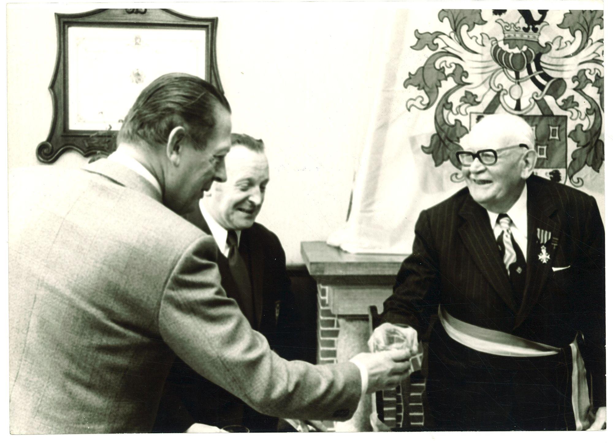 Burgemeester Achiel Delputte