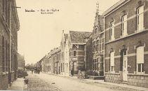 Kerkstraat in Marke