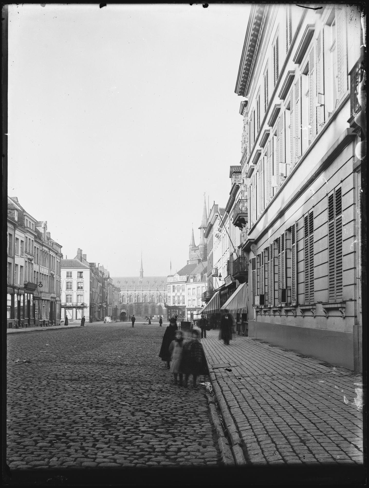 Doorniksestraat voor 1899