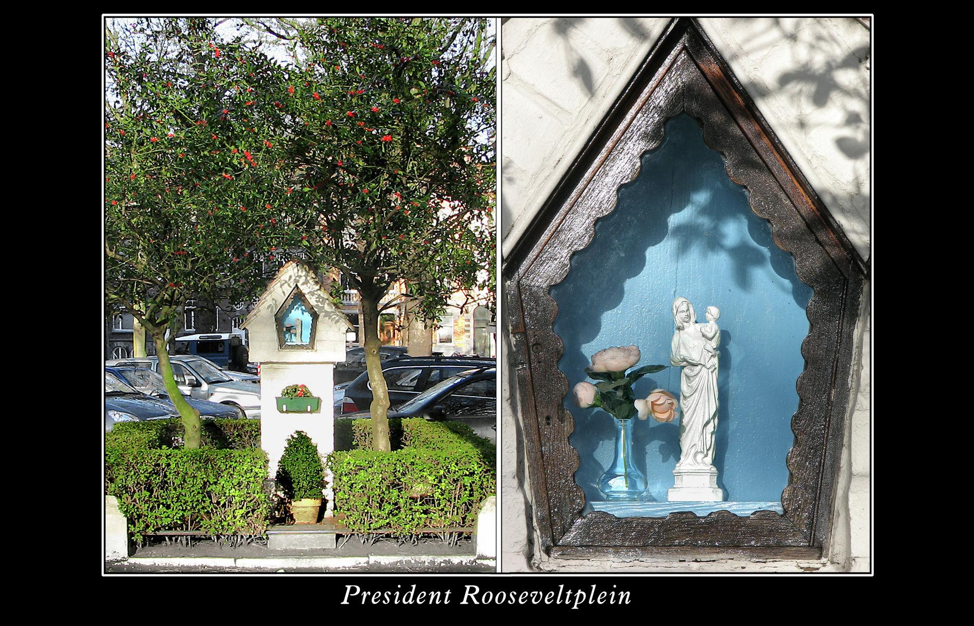 Muurkapel President Rooseveltplein