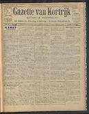 Gazette Van Kortrijk 1911-03-12