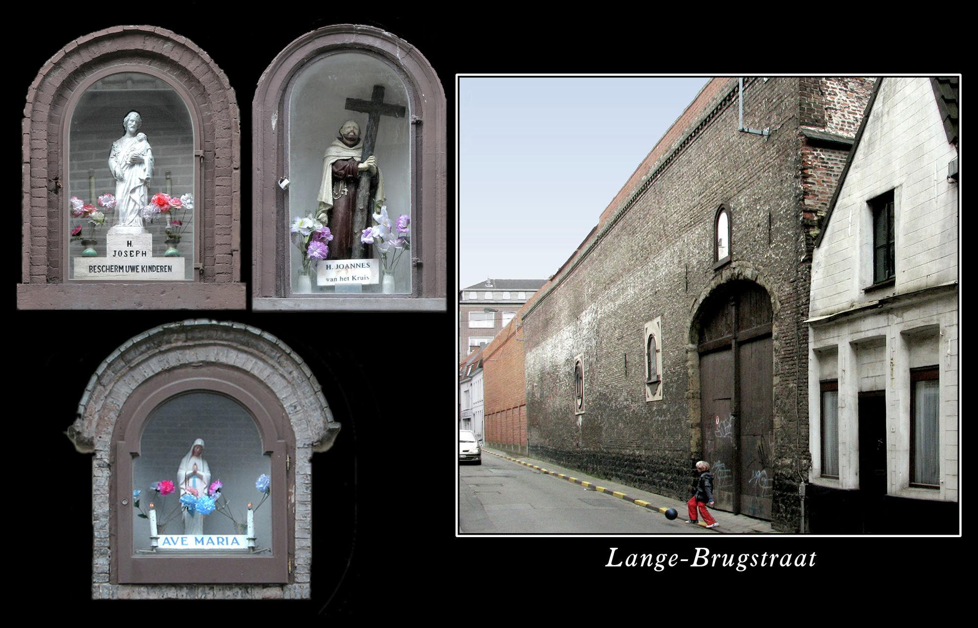 Muurkapel Lange-Brugstraat